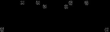 Strukturformeln der Enantiomere von Mitotan