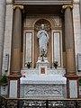 Église Notre-Dame-Saint-Vincent de Lyon - Statue du Sacré Cœur.jpg