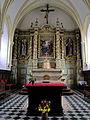 Église Notre-Dame de Tirepied - Maitre-autel.JPG