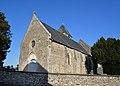 Église Saint-Ébremond de Saint-Ébremond-de-Bonfossé. Vue sud-ouest.jpg