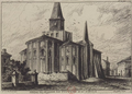 Église de Vouvant, par Octave de Rochebrune.png