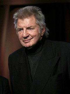 Werner Schneyder Austrian caberet performer, writer, actor, stage director, television presenter