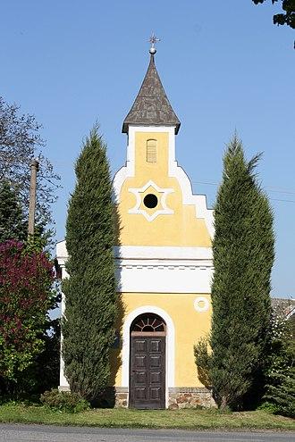 Čáslavsko - Chapel