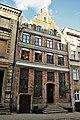 Łazienna 4, renesansowa fasada kamienicy.jpg