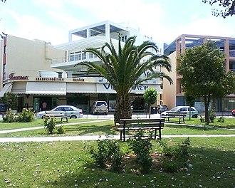 Chalandri - Image: Άνω Χαλάνδρι Greece
