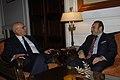 Συνάντηση ΥΠΕΞ Σ. Δήμα με τον Υπουργό Ευρωπαϊκών Θεμάτων της Τουρκίας Ε. Bagis (6634498023).jpg