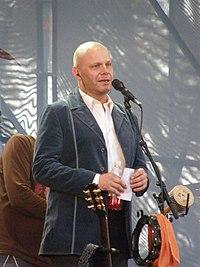 Алексей Кортнев на концерте в Донецке 6 июня 2010 года 004.JPG