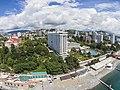 Аэрофотоснимок Гранд отеля Жемчужина 01.jpg
