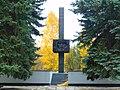 Братська могила партизанів, зокрема, Карнаухова М. І.jpg