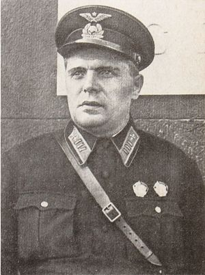 Mikhail Vodopyanov - Image: Водопьянов Михаил