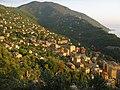 Городок Camogli на фоне полуострова Портофино - panoramio.jpg