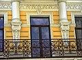 Доходный дом И.А. Риттенберга - балкон.JPG