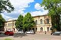 Житомир, Вул. Пушкінська 27, Будинок в якому М. О. Щорсом була заснована школа червоних командирів.jpg