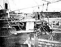 Забияка после столкновения с английским пароходом Лорд Байрон, Лондон, 1879 год.jpg