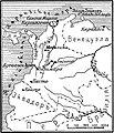 Карта к статье «Колумбия». Военная энциклопедия Сытина (Санкт-Петербург, 1911-1915).jpg