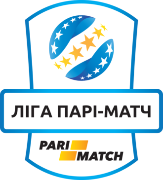 2016–17 Ukrainian Premier League - Image: Логотип Ліги Парі Матч (2016)