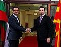 Министър Вигенин и неговия колега Никола Попоски (13266001524).jpg