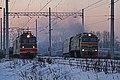 М62-1541, Russia, Saint Petersburg, Tsvetochnaya station (Trainpix 31575).jpg