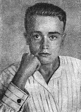 Олег Кошевой в августе 1942 года