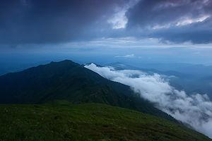 Maramureș - Image: Після заходу сонця