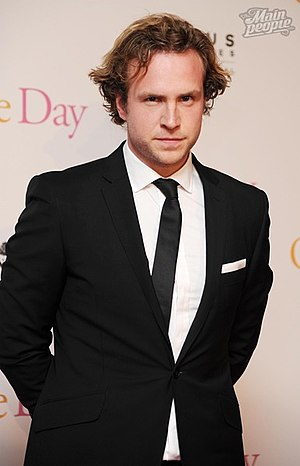 Rafe Spall - Spall in 2011