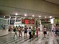 Самарский вокзал, 3-й этаж, табло.jpg