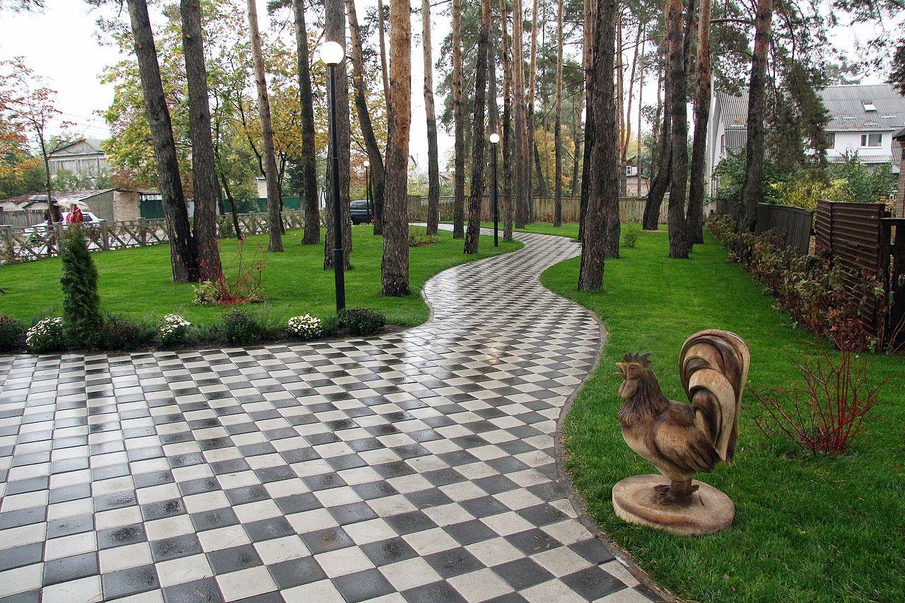 «Пушкинский» парк