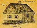 Старі хати Харкова. 1922. №43. Хата по Ночліжній вул., ч. 8, в Харькові.jpg