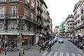Улица Антуан-Дансар (rue Antoine Dansaert, A. Dansaertstraat) - panoramio.jpg