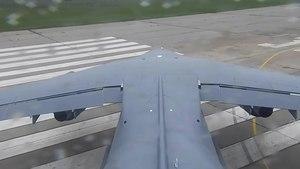 File:Унікальні кадри зльоту літака Ан-178- Unique footage takeoff ukrainian aircraft An-178.webm