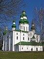Успенський собор Єлецького монастиря 11-17 ст. м.Чернігів.JPG