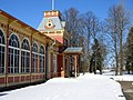 Хаапсалу. Вокзал-музей. Фото Виктора Белоусова. - panoramio (6).jpg