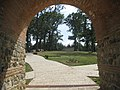Цари Мали Град, вход към вътрешния двор.jpg