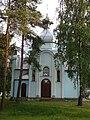 """Церква-каплиця Різдва Іоанна Предтечі (Пансіонат """"Шацькі озера"""") 2.jpg"""