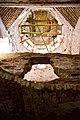 Церковь Владимирская (Рубежская) - вид на стены и колокольню изнутри.jpg