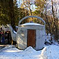 Чайник у Голубого озера. Кабардино-Балкарская Республика, Россия - panoramio.jpg