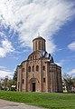 Чернигов Пятницкая церковь Апрель 2016 Фото 1.jpg