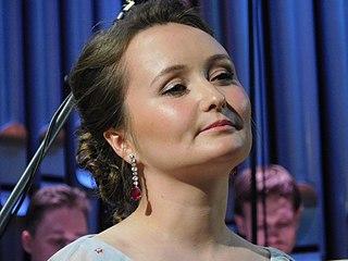 Julia Lezhneva singer