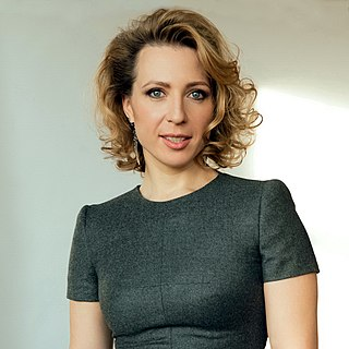 Russian journalist and television host