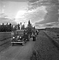 בית-זרע 1939 - אירוע חנוכת כביש הכניסה לקבוץלמעלה- שלמה גורביץ עם עופר btm11419.jpeg