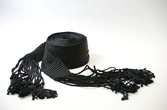 Gartel - Silk gartel
