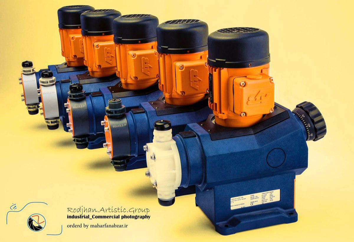 Chemical Injection Metering Pumps & Valves