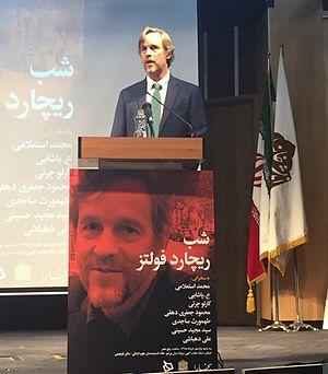 Richard Foltz - Bukhara night in Tehran 31 May 2016