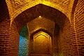 مسجد کاروانسرای دیر گچین که در محل چهارطاقی قدیم دیر ساخته شده - جاذبه های گردشگری استان قم - میراث ملی 22.jpg