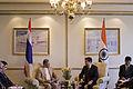 นาย S.M. Krishna รัฐมนตรีว่าการกระทรวงการต่างประเทศอิน - Flickr - Abhisit Vejjajiva.jpg