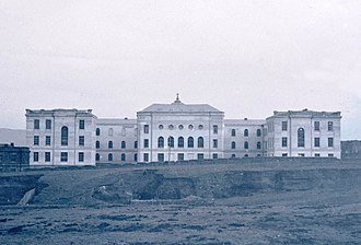 Tbilisi State University - Tbilisi State University building in 1918.