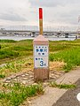 多摩川右岸 海から3k - panoramio.jpg