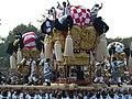 山根グラウンド(2009年新居浜太鼓祭り) - Panoramio 28123987.jpg