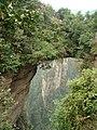 张家界国家森林公园-绝壁石桥 - panoramio.jpg