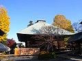 影向寺薬師堂・いちょう(川崎市まちの樹50選) - panoramio.jpg